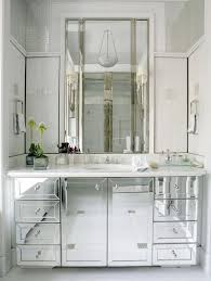 appealing 32 modern contemporary style mirrored ashmont bathroom sink in mirror vanity cabinet