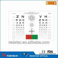 Near Vision Chart E Chart Alphabet Chart Astigmia Chart