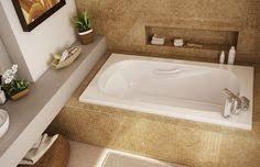 maax pearl clic cs 63 soaking tub x x inside dim not avail