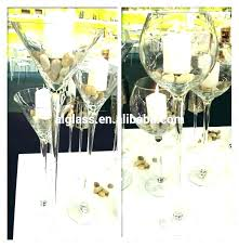 jumbo wine glass large centerpieces vases for giant oversized target