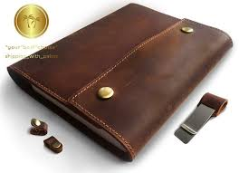 albero refillable genuine leather journal for men woman with spiral bound line 12 12 of 12 see more