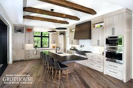 kitchen island countertop distressed solid wood island kitchen island countertop overhang support