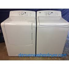 kenmore elite washer and dryer. like-new kenmore elite oasis washer/**gas** dryer set, washer and c