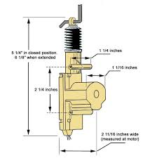 mes swiss made power door lock kits 5 Wire Door Lock Diagram actuator dimensions open in a new page close page when finished viewing 5 wire door lock relay diagram