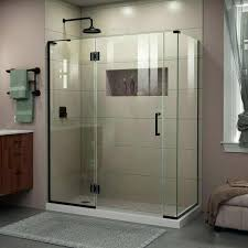 5 foot shower doors lovely amazing glass door hardware snapshot of base tray