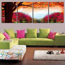 Image of: Painting A Large Canvas Ideas