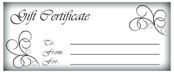 Certificate Templates Massage Envy Gift Template Sample As