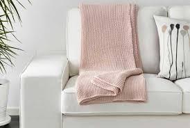 Orange Throw Blanket Ikea