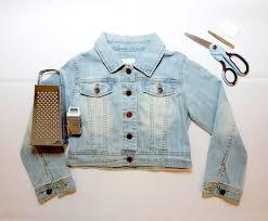 stitched fashion camp diy distressing denim 101 diy distressed denim jacket