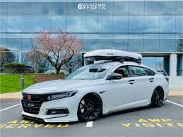 Check spelling or type a new query. 2018 Honda Accord Wheel Offset Hellaflush Coilovers 1006727 Team Stance