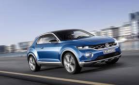 Are you ready for the Volkswagen T-Roc? (It's coming in 2019.)
