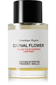 Frederic Malle - Carnal Flower Hair Mist, 100ml - Colorless | Hair ...
