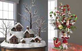 Small Picture Pictures Of Christmas Decorating Ideas For The Home Home Design