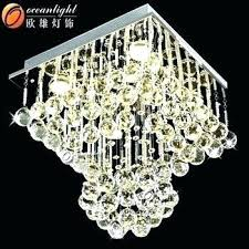 low ceiling chandelier medium size of best