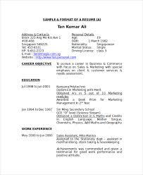 Stock Resume | Resume Cv Cover Letter