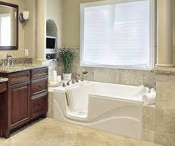 oasis cayman 60 w x 30 d white standard soaking walk in bathtub