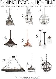 industrial dining room lighting. dining room lighting industrial a