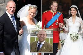 Seating Chart Royal Wedding Mike Tindall Reveals Royal Wedding Secrets From Prince