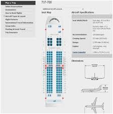 Boeing 737 200 Seating Chart 28 Judicious Boeing 737 700 Jet Seat Chart