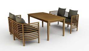 Round High Gloss Table And Chairs Home Chair Designs - Solid wood dining room tables and chairs