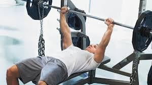 Incline Barbell Press W Chains  YouTubeChains Bench Press