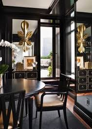 love the glam of the dorothy dr espana chest black and gold home decor