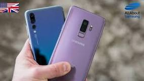 Image result for s9 o huawei p20