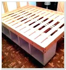 diy queen bed frame with storage how to build a queen bed frame build bed frame diy queen bed frame with storage collection in platform