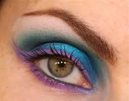 70s disco eye makeup disco blue party eyes makeup tutorial you