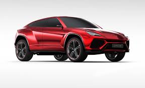 2018 lamborghini suv. exellent suv the original lamborghini urus concept car revealed in 2012 to 2018 lamborghini suv car magazine