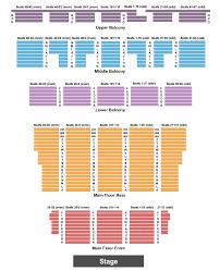Tralf Music Hall Seating Chart Kleinhans Music Hall Tickets Buffalo Ny Ticketsmarter