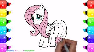 My Little Pony Friendship Is Magic Coloring Pages Applejack Images L L L L L L L L