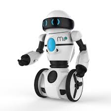 <b>Интерактивный робот WOWWEE</b> MIP - белый - купить по лучшей ...
