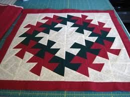 378 best Lil Twister Quilts/Table Runners images on Pinterest ... & Twister Wreath Tutorial - to do in non Christmas colors Adamdwight.com