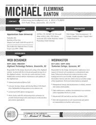 Stunning Resumes For Creative Professionals Pictures - Simple .