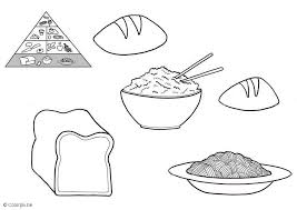 Small Picture Coloring page grain products img 5674