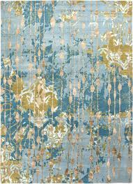 incredible 909 best tapetes rug images on carpets area rugs and within blue and gold area rugs