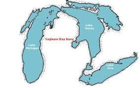 Saginaw Bay Depth Chart Related Keywords Suggestions