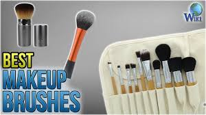 10 best makeup brushes 2018