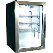 mini refrigerator glass door outdoor beverage refrigerator mini fridge glass door