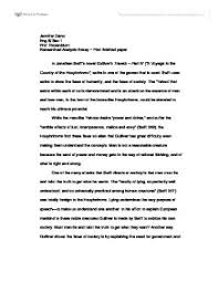 example of a satirical essay co example