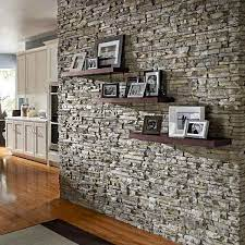 interior stone veneer wild country