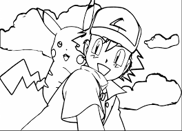 Small Picture Unbelievable pokemon coloring pages with pictures of pikachu