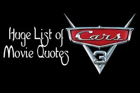 Lightning Mcqueen Quotes Fascinating Cars 48 Movie Quotes Our Huge List EnzasBargains
