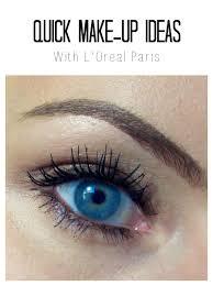 quick makeup tutorials