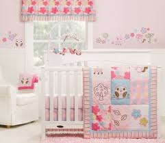 how to choose baby nursery bedding baby room decor idea using white crib and pink