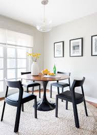 transitional dining room by jennifer grey interiors design color specialist