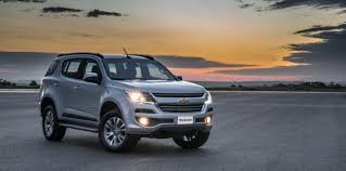 2018 chevrolet trailblazer.  trailblazer 2018 chevrolet trailblazer gets aesthetic upgrades and performance tweaks  for brazil release  the news wheel intended chevrolet trailblazer