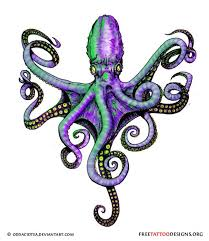 Small Picture 32 best Octopus Tattoo Designs images on Pinterest Octopus