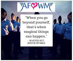 Air Force Quotes Classy Writing Your Trainee Motivational And Inspirational Quotes AF